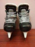 Коньки хоккейные bauer supreme 160, 36,5 размер. Фото 3.