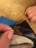 Новые кожаные перчатки. Фото 4.