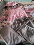 Спортивный костюм для девочки. Фото 1.