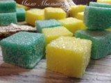 Сахарный скраб. Фото 2.