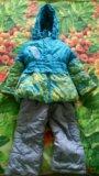 Костюм детский зимний. Фото 1.