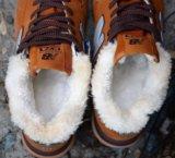 Кроссовки new balance 574 зимние. Фото 2.