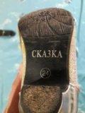 Туфельки для девочки. Фото 2.