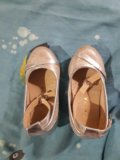 Туфельки для девочки. Фото 3.