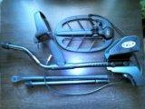 Металлоискатель fisher f75 se black. Фото 1.