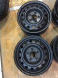 штампованные диски на тойоту короллу 16