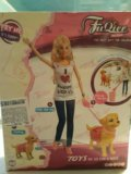Кукла с собачкой. Фото 4.