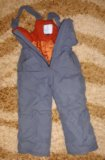 Комбинезон зимний на мальчика 3 лет. Фото 2.