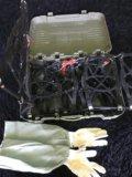 Цепи на колёса. Фото 1.