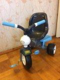 Трехколёсный велосипед. Фото 1.