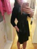 Платье 44 размер zara. Фото 1.