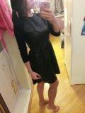 Платье 44 размер zara. Фото 2.