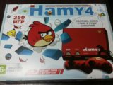 Игровая приставка денди+сега 350 игр хами hamy. Фото 1.