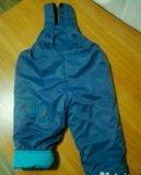 Комплект демисезонный (куртка+комбинезон). Фото 2.