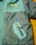 Комплект демисезонный (куртка+комбинезон). Фото 3.