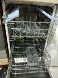 Посудомойка beko dsfs 1530. Фото 2.