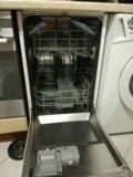 Посудомойка beko dsfs 1530. Фото 3.