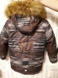 Куртка luhta на мальчика зимняя, 36-38р. Фото 2.