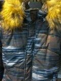 Куртка luhta на мальчика зимняя, 36-38р. Фото 3.