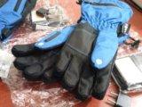 Перчатки с подогревом и внешней кнопкой управления. Фото 3.