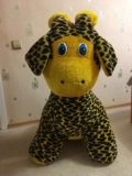 Жираф игрушка. Фото 1.