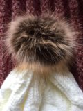 Новая шапка. Фото 2.