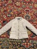 Куртка зара zara 4/5 лет. Фото 1.
