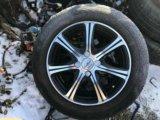Литые диски r15 с летней резиной. Фото 2.