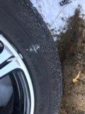 Литые диски r15 с летней резиной. Фото 4.