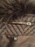 Шерстяное зимнее пальто. Фото 2.