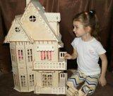 Кукольные домики. Фото 1.