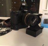Canon eos 60 d+tamron 17-50 2/8. Фото 1.