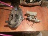 Bmw e36 вакуумный усилитель + гтц +бачок. Фото 1.