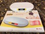 Детские весы. Фото 1.
