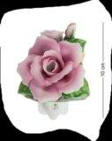 Арома- светильник роза. pavon. Фото 1.