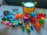 Игрушки пакетом. Фото 1.