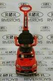 Детская  машинка  каталка толокар мерс-бенц. Фото 2.