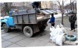 Вывоз мусора, строительный, уборка  чердаков. Фото 1.