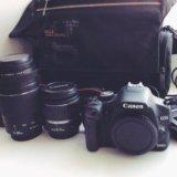 Зеркальный фотоаппарат canon 500d. Фото 1.