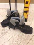 Детские лыжи. Фото 2.