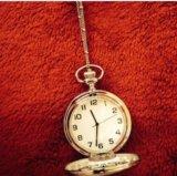 Часы на цепочке claire's. Фото 2.