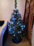 """Искусственная елка """"премиум"""" 180 см. Фото 3."""