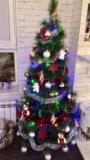 """Искусственная елка """"премиум"""" 180 см. Фото 4."""