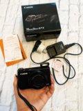 Компактный фотоаппарат canon g7x powershot. Фото 1.