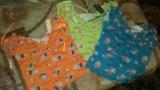 Блузки для девочек 8-11 новые торг. Фото 1.