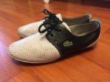 Кеды lacoste, кроссовки. Фото 2.