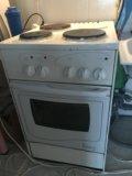 Электрическая плита. Фото 1.
