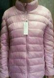 Куртка  , цвет розовая пудра ; р 46_48 ; новая!. Фото 2.