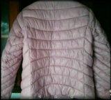 Куртка  , цвет розовая пудра ; р 46_48 ; новая!. Фото 4.