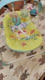 Детский шезлонг- качели. Фото 2.